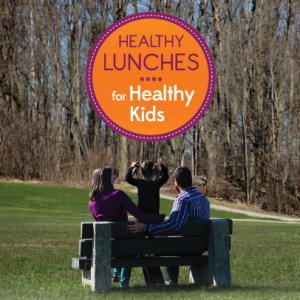 Web Footer Healthy Lunches